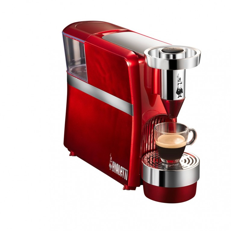 Bialetti diva red restyling
